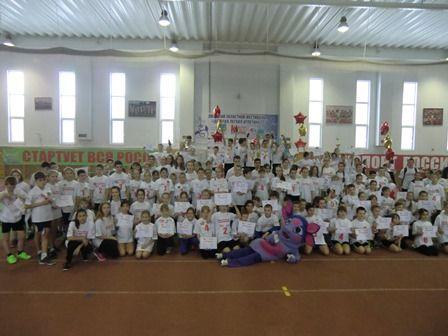 «Детская легкая атлетика» в Липецке