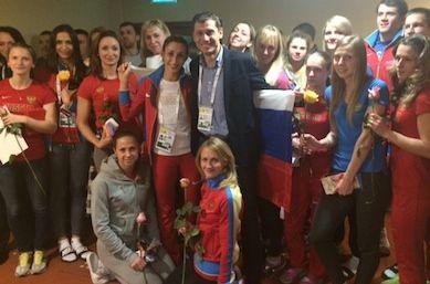 Сборная России – выиграла чемпионат Европы!