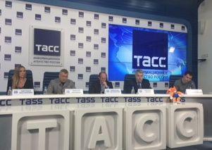 Пресс-конференция «Русская зима»