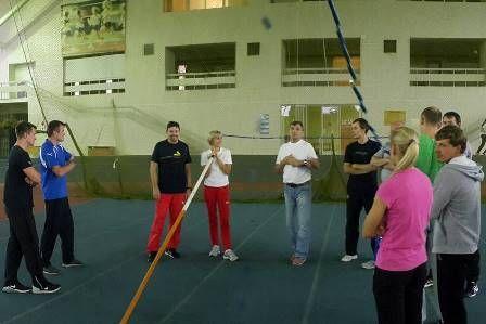 Семинар для тренеров
