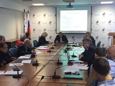 I Всероссийская конференция организаторов марафонов и пробегов