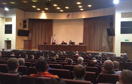 Всероссийское совещание тренеров