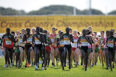 Триумф Кении и Эфиопии в кроссе